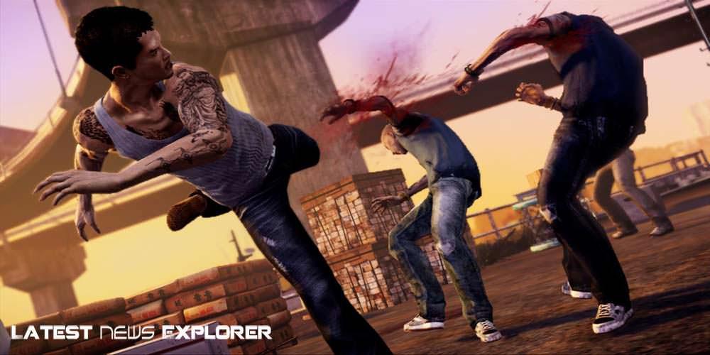 E3 2012: Sleeping Dogs – Trailer