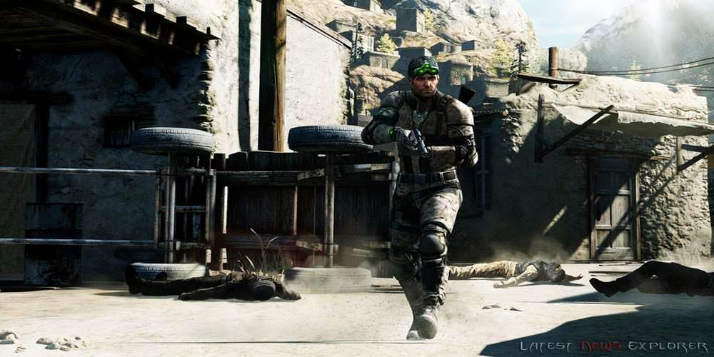 E3 2012: Tom Clancy's Splinter Cell: Blacklist – Gameplay Demo