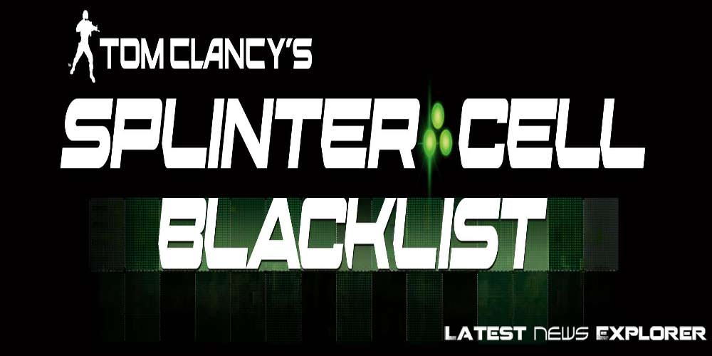 E3 2012: Tom Clancy's Splinter Cell: Blacklist – Sam Fisher's Gear Trailer
