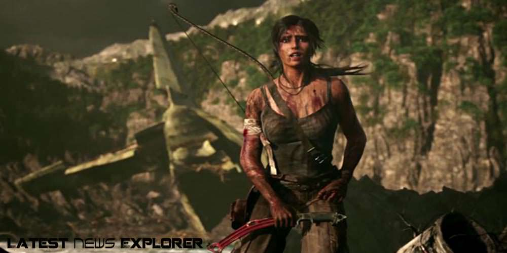 Rise of the Tomb Raider 'Woman vs. Wild' – Guerilla Combat