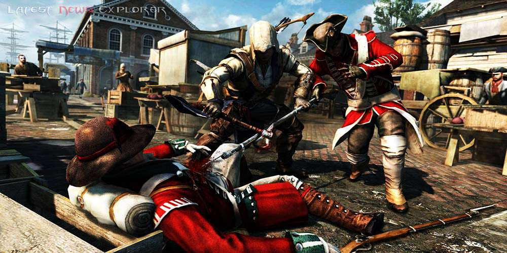 Assassin's Creed III – Television Commercial