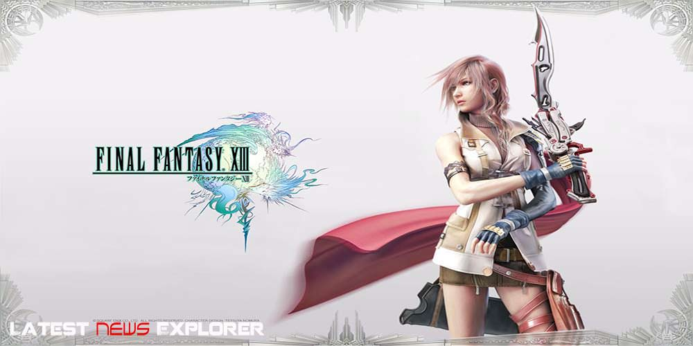 New Final Fantasy XIII Announcement On Sept 1