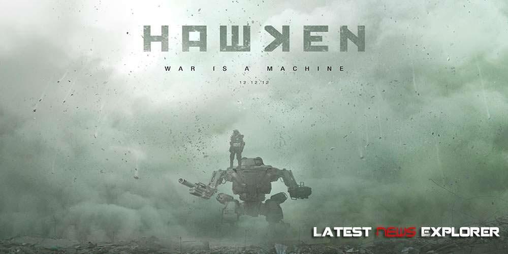 Hawken – Open Beta Launch Trailer