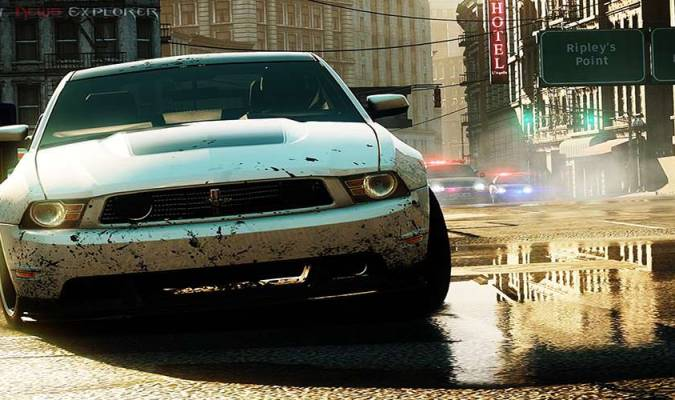 EA: Need For Speed Movie In 2014 1