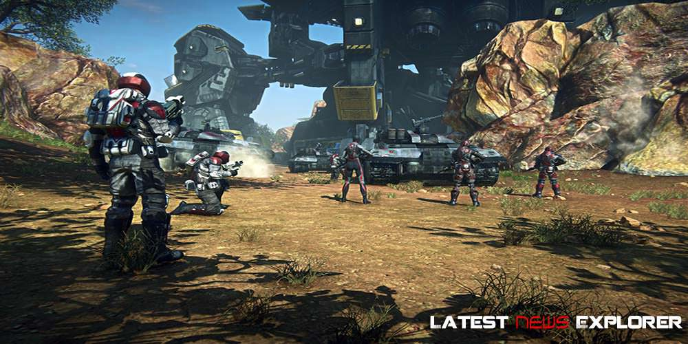 PlanetSide 2 – Death is No Excuse Teaser