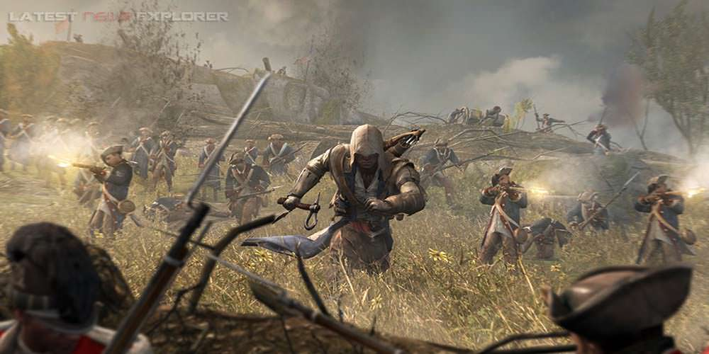 Assassin's Creed III – Pre-Release Trailer
