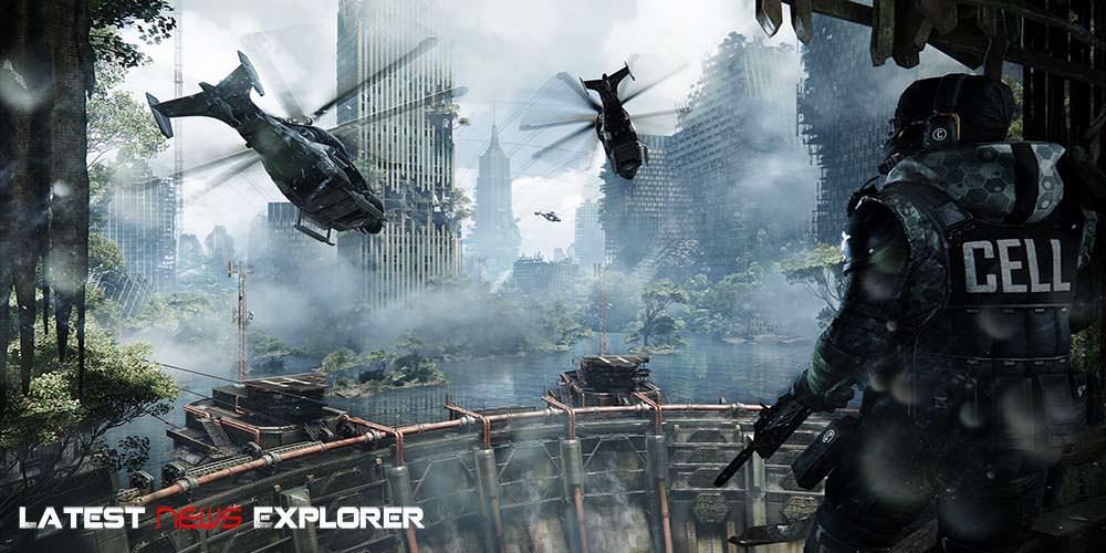 Crysis 3 – Multiplayer Hunter Mode Reveal Trailer
