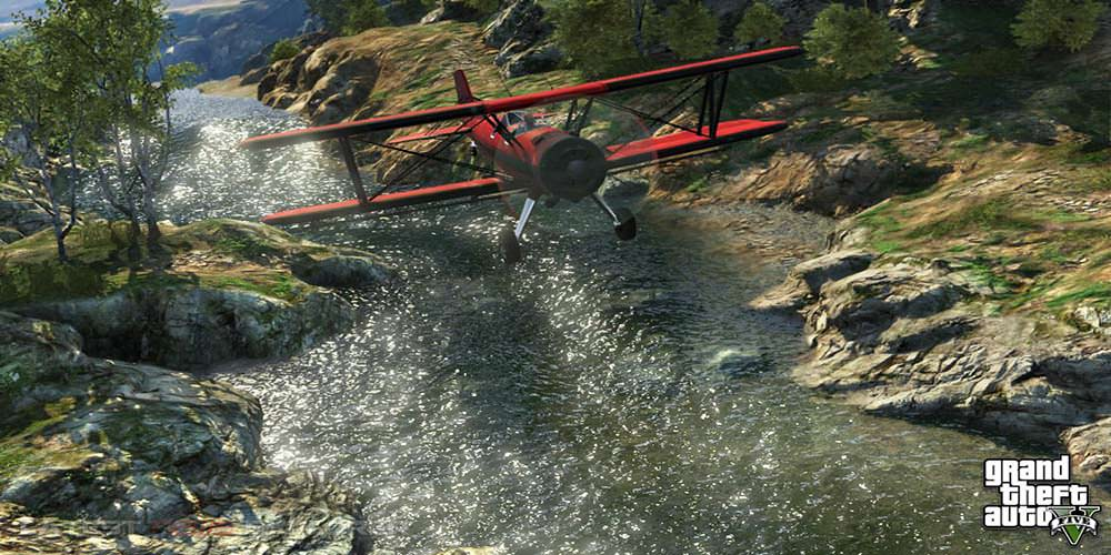 Grand Theft Auto V's Los Santos & Blaine County Detailed