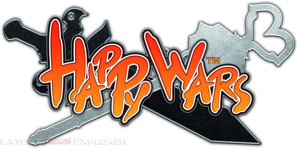 Happy Wars: The XBox's Answer to a MMORPG?