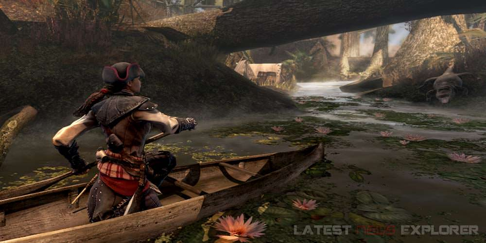 Assassin's Creed: Liberation HD – Announcement Trailer