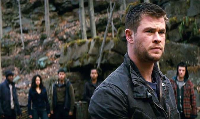Red Dawn – Theatrical Trailer