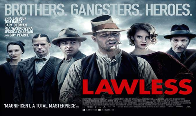 Lawless – Red Band Trailer