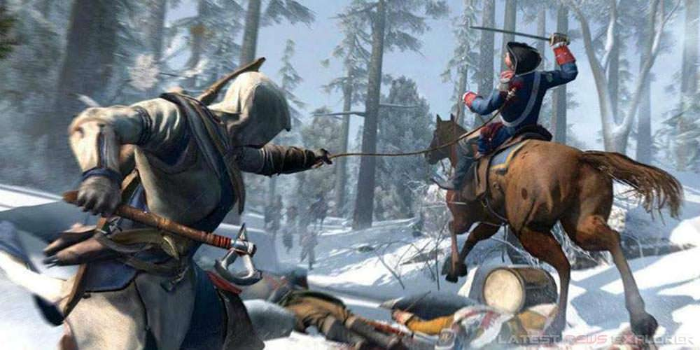 Assassin's Creed III – New Gameplay Videos