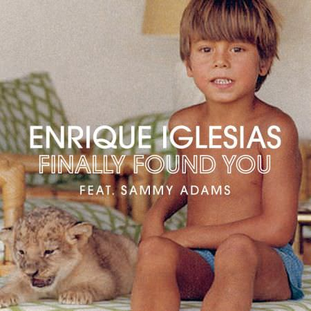 Enrique Iglesias – Finally Found You ft. Sammy Adams (Music Video)