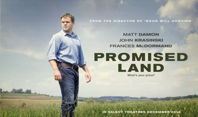 Promised Land – Trailer