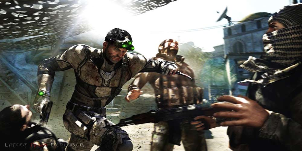 Splinter Cell: Blacklist – 'Fifth Freedom' Trailer