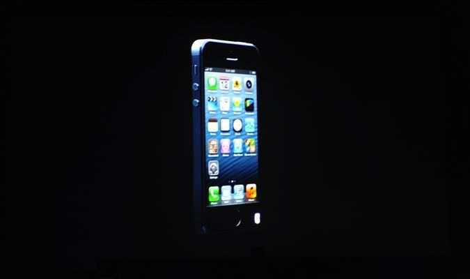 Apple's New iPhone 5 Unveiled 1