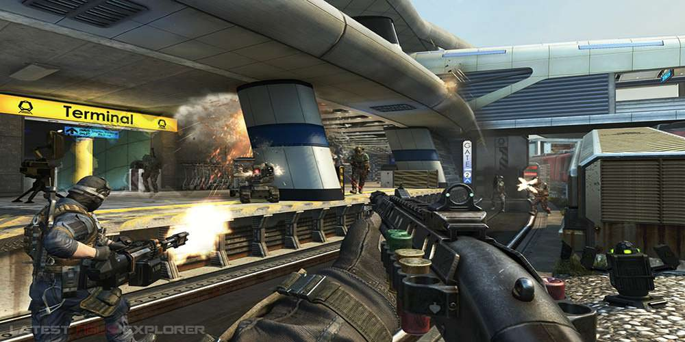 Call of Duty: Black Ops 2 Patch Live on Xbox 360