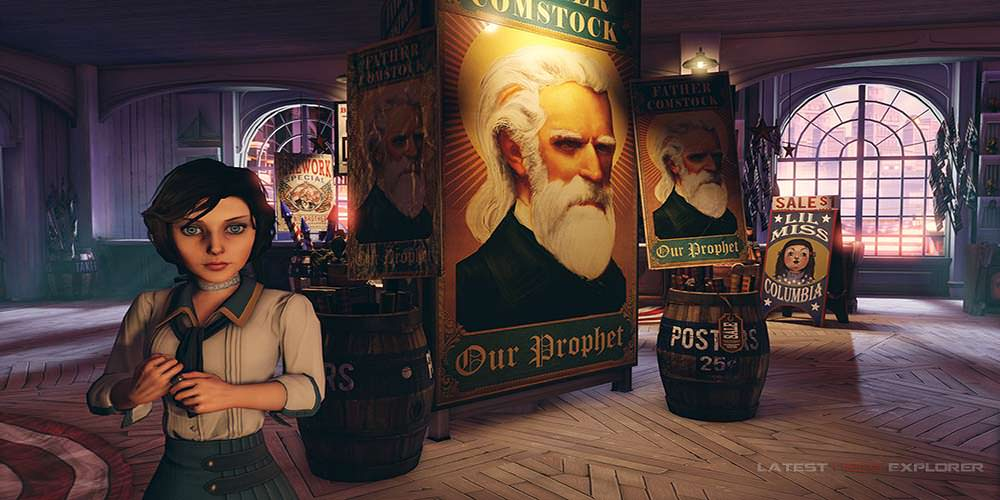 BioShock Infinite: Burial at Sea – Episode Two Launch Trailer