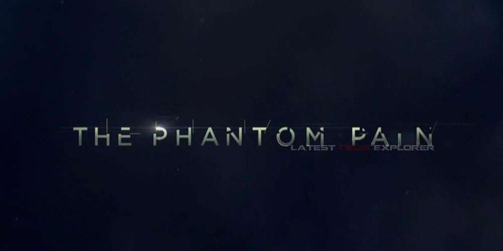 First Look at Metal Gear Solid V: The Phantom Pain's Chicken Hat