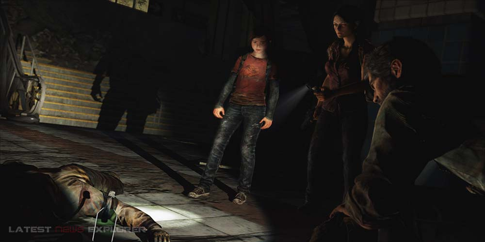 Naughty Dog: Telling Stories Is Our Strength, It's What We're Good At