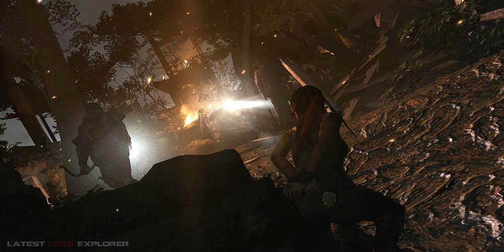 Rise of the Tomb Raider – PC Tech Feature Trailer