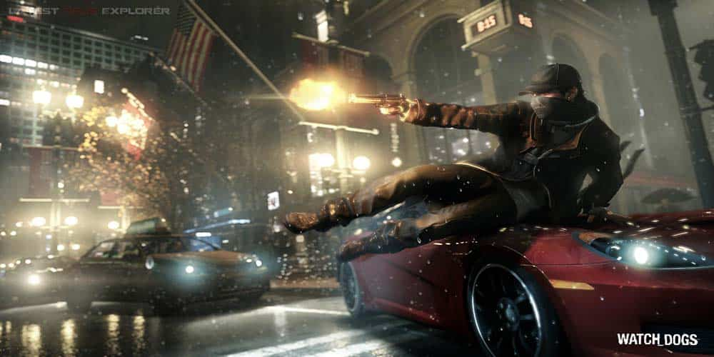 Watch Dogs' Engine Was Originally Built For A Driver-Style Game