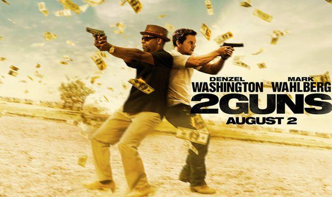 2 Guns – Trailer