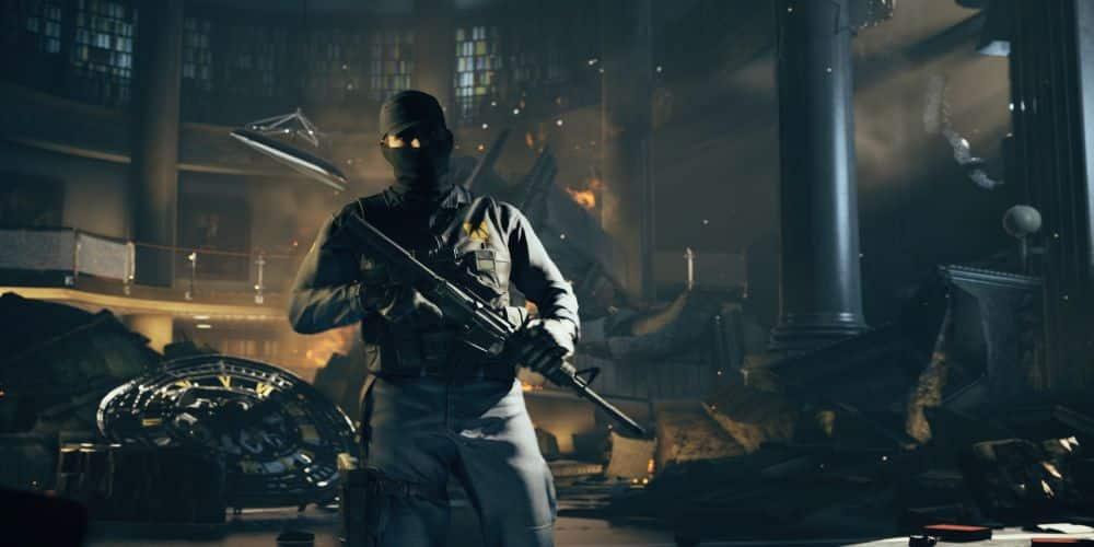 Quantum Break 'The Cemetery' Live Action Trailer; PC Specs Revealed