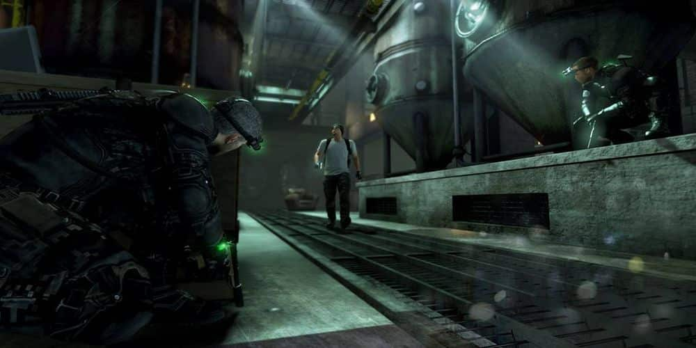 Splinter Cell: Blacklist – 'Sea Fort' Co-Op Mission Walkthrough