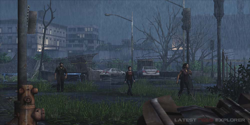 Naughty Dog Pax Panel Showed Off The Last of Us' Alternate Endings