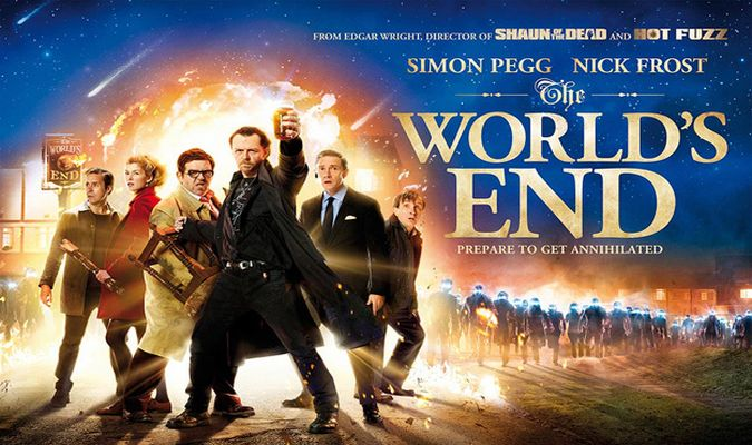 The World's End – Trailer