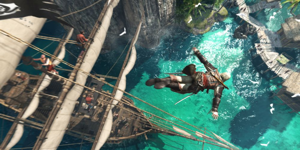 Assassin's Creed IV: Black Flag – 'Edward Kenway' Story Trailer