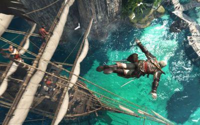Assassin's Creed IV: Black Flag – 'Edward Kenway' Story Trailer