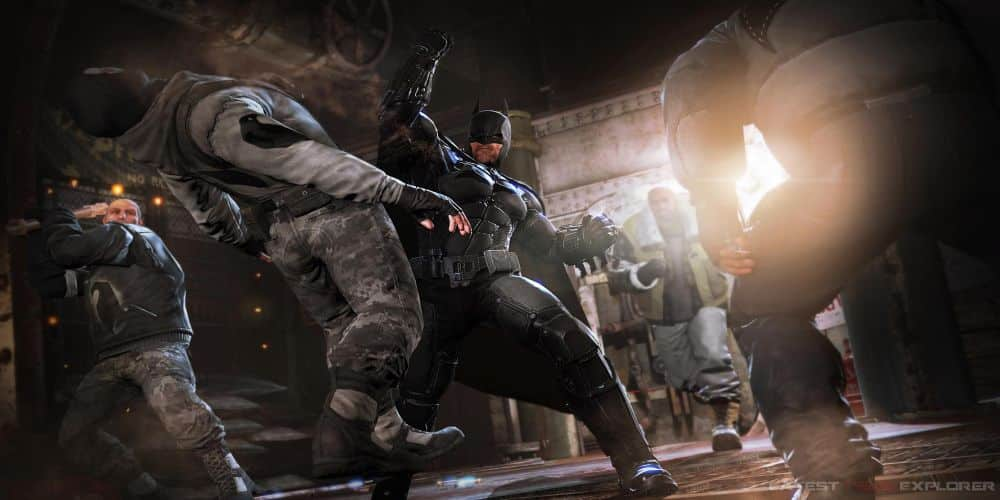 Batman: Arkham Origins Achievements Revealed