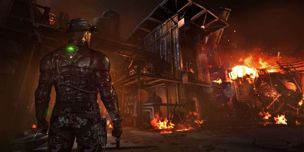 Splinter Cell: Blacklist – 'Transformation' Trailer