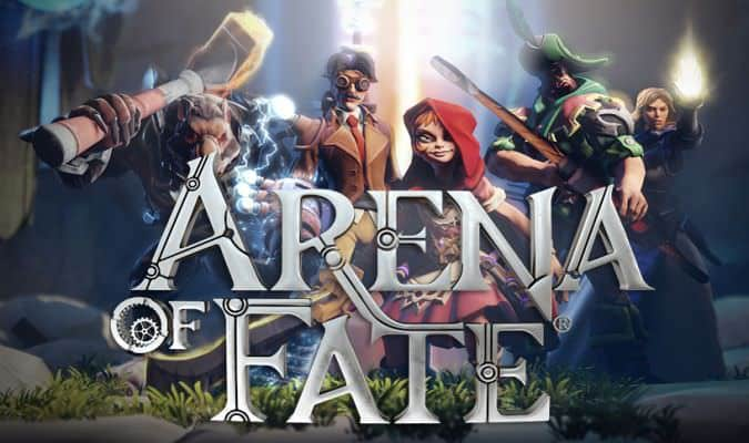 Arena of Fate – Debut Gameplay Trailer