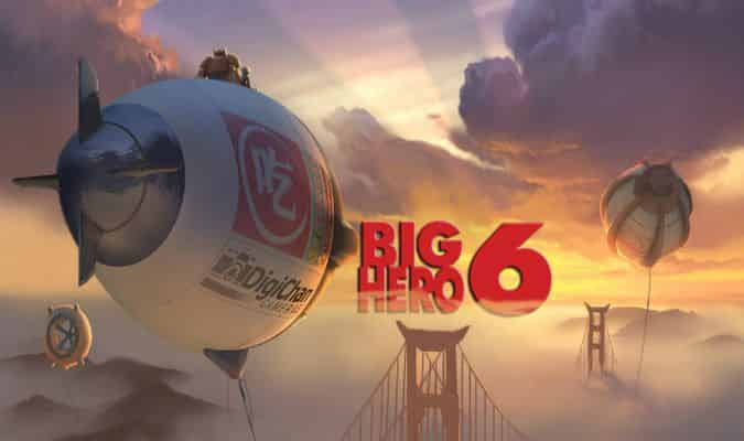 Big Hero 6 – Trailer