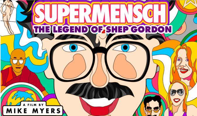 Supermensch: The Legend of Shep Gordon – Trailer