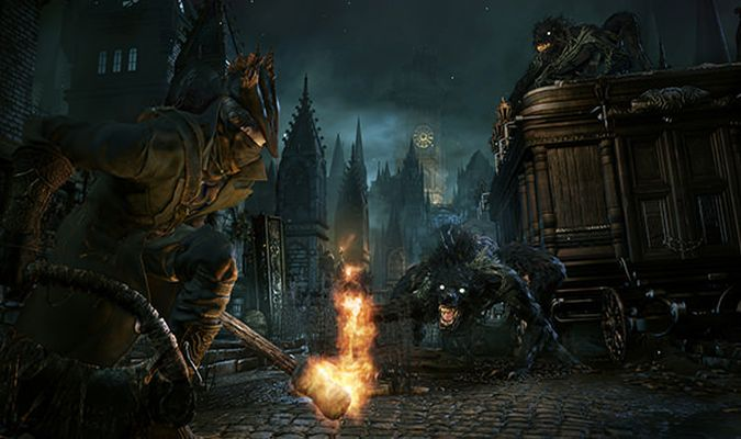 Bloodborne – Gamescom Gameplay Demo