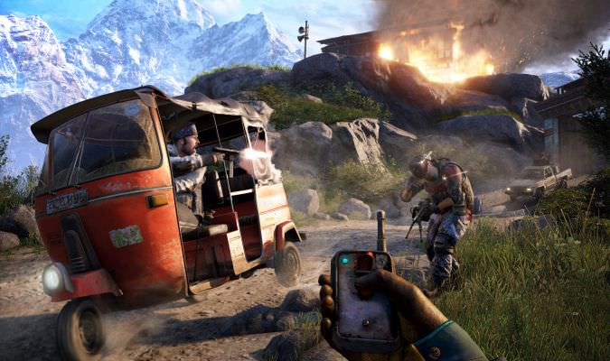 Far Cry 4 – 'Welcome to Kyrat' Part 2: Midlands and Himalayas