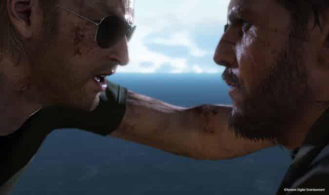 Metal Gear Solid V: The Phantom Pain – Gamescom 2015 Trailer
