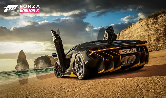 Forza Horizon 3 Goes Gold & Adds 'Halo Warthog'
