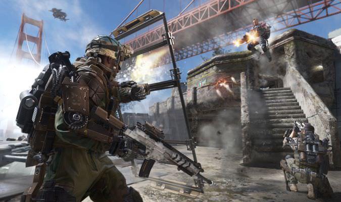 Call of Duty: Advanced Warfare – 'Ascendance' DLC Gameplay Trailer