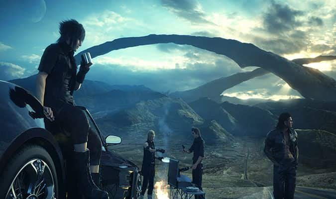 Final Fantasy XV's Radio Music Revealed