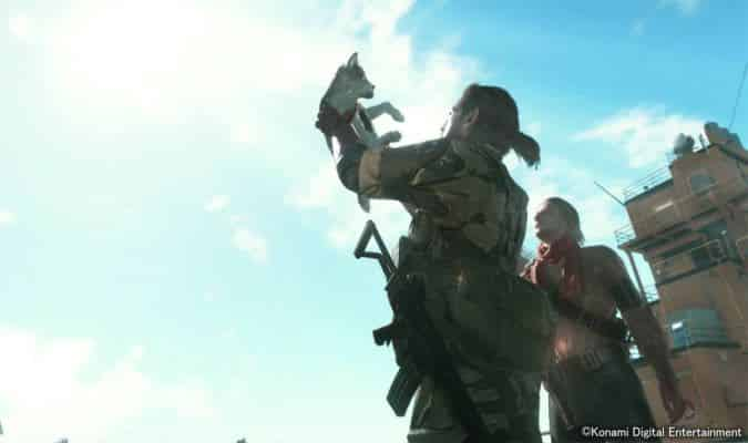 E3 2015: Metal Gear Solid V: The Phantom Pain – Trailer