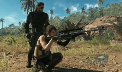 Metal Gear Solid V: The Definitive Experience Launches October 2016
