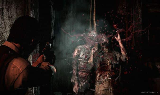 The Evil Within – 'Fight for Life' Gameplay Trailer