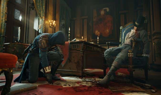 Assassin's Creed Unity – 'Dead Kings' DLC Launch Gameplay Trailer