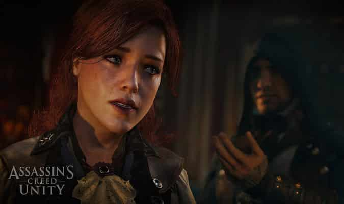 Assassin's Creed Unity – 'Cast of Characters' Trailer